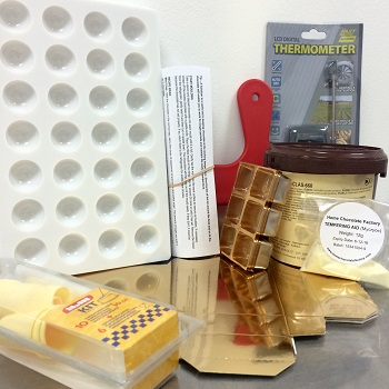 Professional Chocolate Making Starter Kit Home Chocolate
